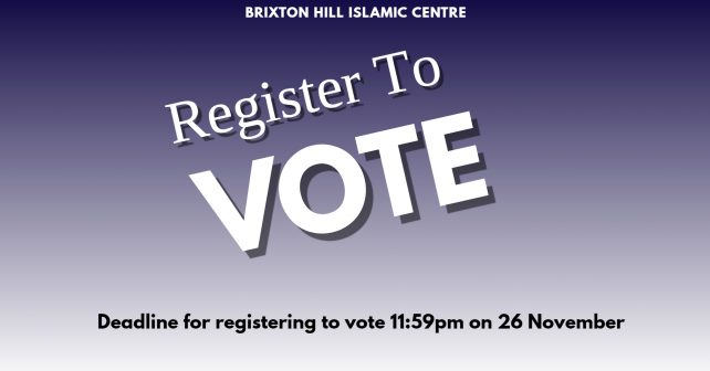 BHIC Register To Vote